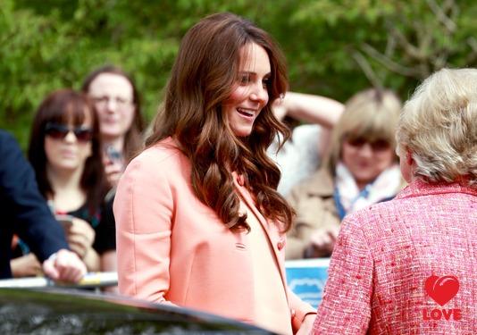 Герцогиня Кейт оказалась на третьем месте в рейтинге Glamour