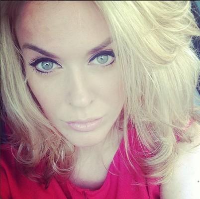 Таня Терешина снова стала блондинкой
