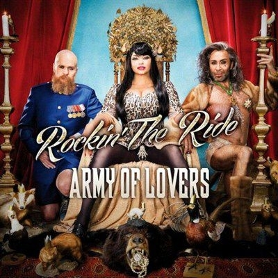 ARMY OF LOVERS FEAT. GRAVITONAS – SIGNED ON MY TATTOO