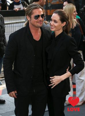 Брэд Питт и Анджелина Джоли сыграют свадьбу на корабле?