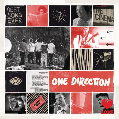 ONE DIRECTION – BEST SONG EVER
