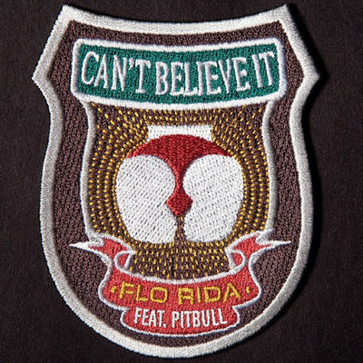 FLO RIDA FEAT. PITBULL – CAN'T BELIEVE IT