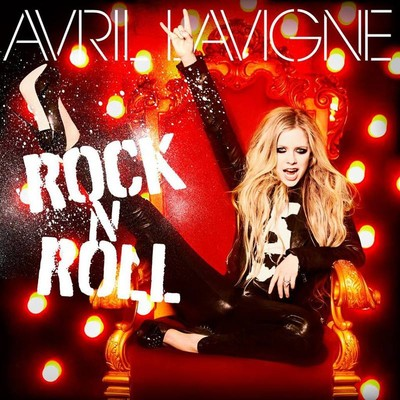 AVRIL LAVIGNE – ROCK N ROLL