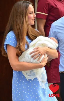 Кейт Миддлтон вновь нарушает королевские традиции