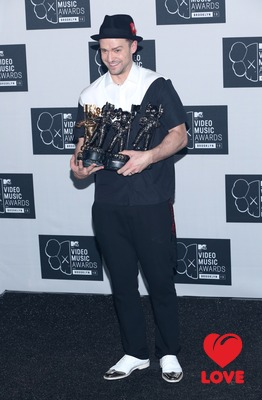 MTV Video Music Awards-2013. Джастин Тимберлейк