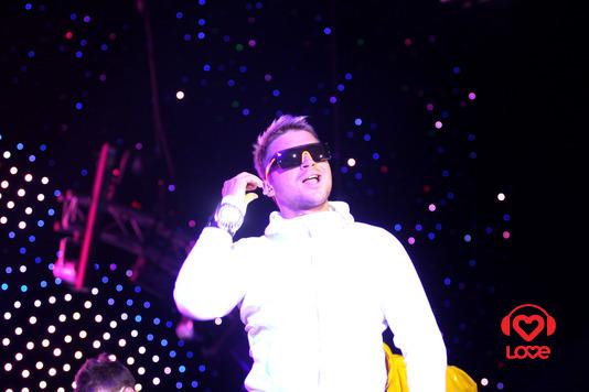 Сергей Лазарев на Big Love Show