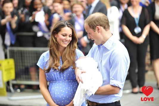 Кейт и Уильям планируют второго наследника