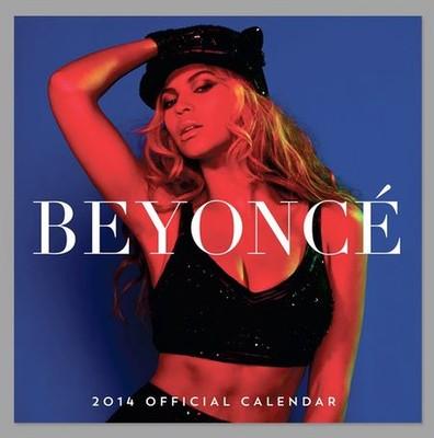 Бейонсе выпустила собственный календарь