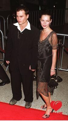 Джонни Депп и Кейт Мосс снимутся в клипе Пола МакКартни