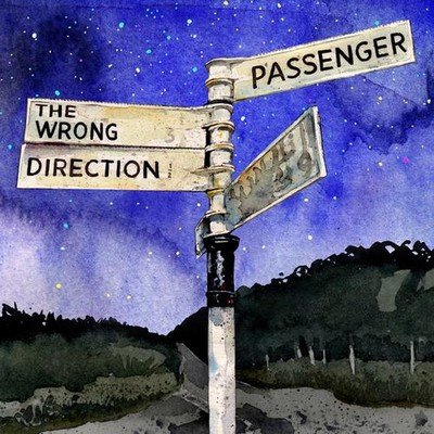 PASSENGER – WRONG DIRECTION