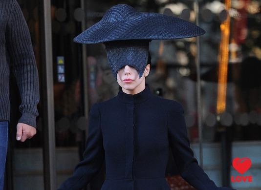 Дети посчитали Lady Gaga самой страшной знаменитостью