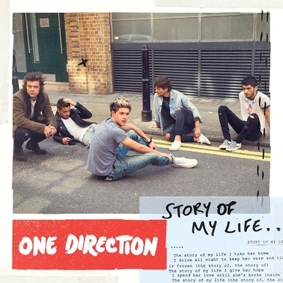 ONE DIRECTION – STORY OF MY LIFE