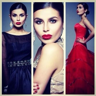 Эльмира абдразакова в красном платье