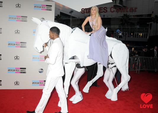 MTV AMA 2013. Леди Гага
