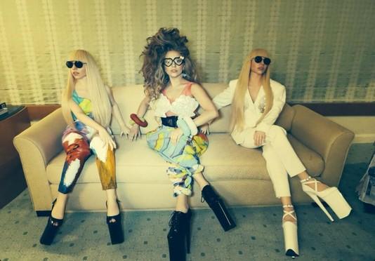 В Японии создали куклу Леди Гага