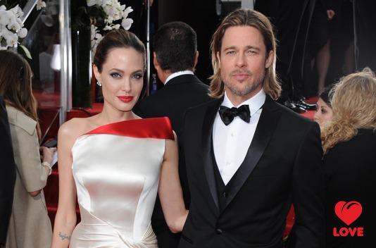 Брэд Питт и Анджелина Джоли определились с планами на Рождество