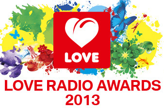 Love Radio Awards 2013