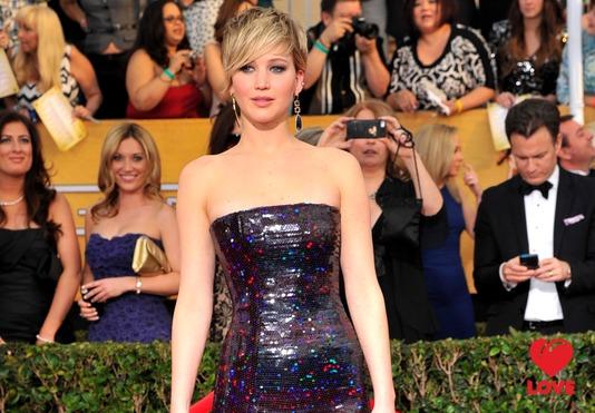 Дженнифер Лоуренс подпишет многомиллионный контракт с Dior