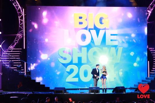 Big Love Show 2014. Максим Привалов и Юлия Паршута