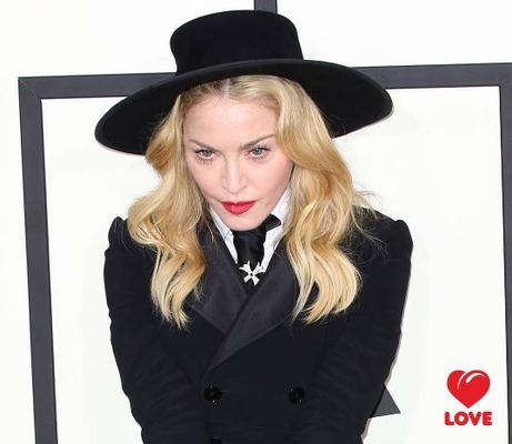 Мадонна работает над новым альбомом