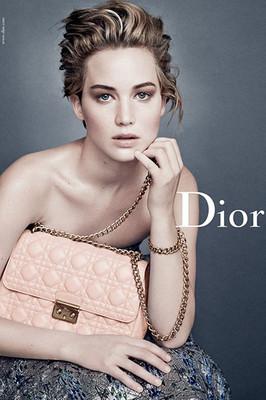 Естественная красота. Дженнифер Лоуренс для Dior