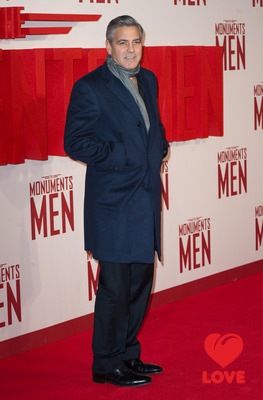 Джордж Клуни мечтает о Еве Мендес