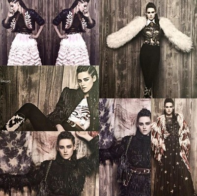 Кристен Стюарт для Chanel. Первые кадры