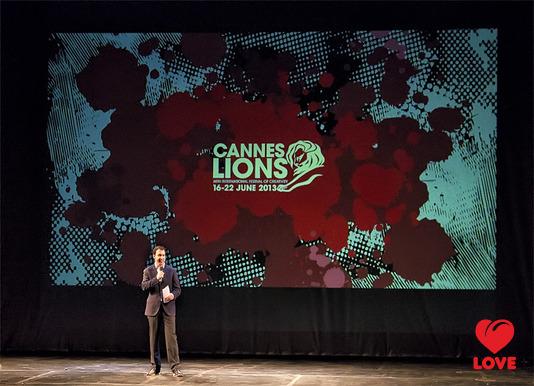 Каннские львы в Санкт-Петербурге