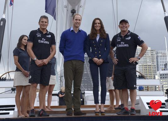 Кейт Миддлтон обошла принца Уильяма