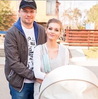 Семейная идиллия Кристины Асмус и Гарика Харламова