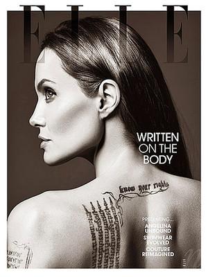 Анджелина Джоли рассказала о своей свадьбе