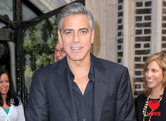 Джордж Клуни назначил дату свадьбы