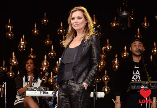 Кейт Мосс стала самой богатой моделью Великобритании