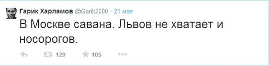 ТОП-5 твиттов за неделю!