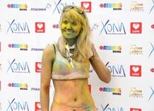 Долгожданный фестиваль красок Холи состоялся!