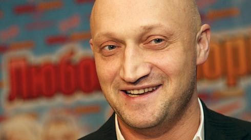 Гоша Куценко стал отцом
