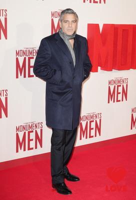 Джордж Клуни станет отцом?