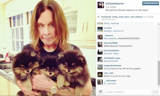 ТОП-5 звездных Instagram за неделю! Келли Осборн