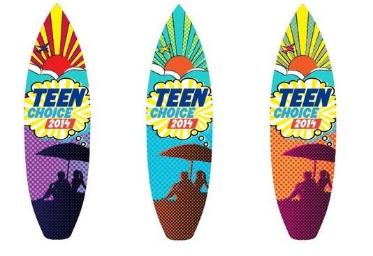 Состоялась ежегодная молодежная премия «Teen Choice Awards 2014»
