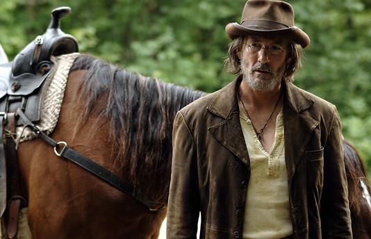 Гир с лошадью