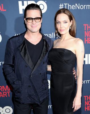 Джоли и Питт