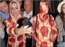 Чья пицца круче: Перри или Делевинь?