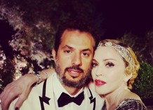 Мадонна отпраздновала свой 56-й день рождения!