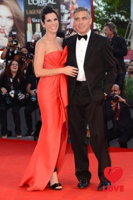Сандра Баллок снова снимется с Джорджем Клуни