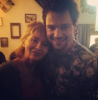 Данила Козловский сыграет в фильме вместе с мамой