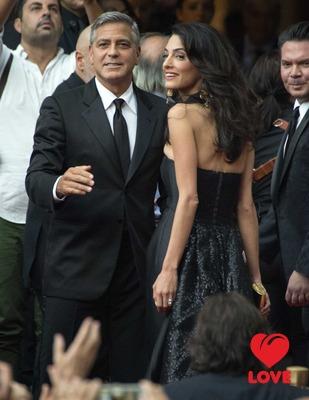 Джордж Клуни женится в Венеции