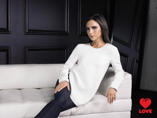 Виктория Бекхэм признана иконой стиля