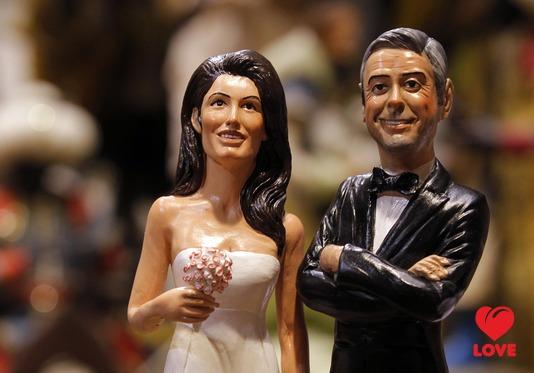 Джордж Клуни больше не завидный холостяк