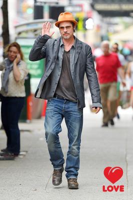 В чем разница между Брэдом Питом и Джорджем Клуни?