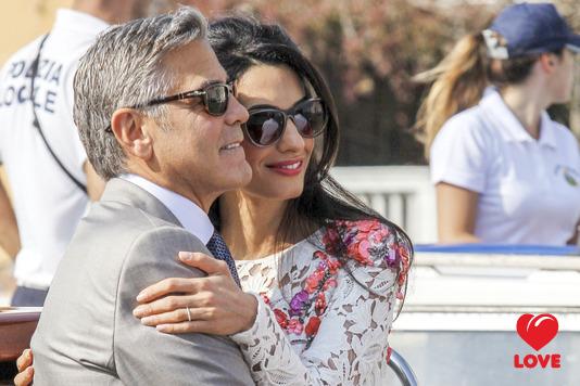 Мистер и миссис Клуни